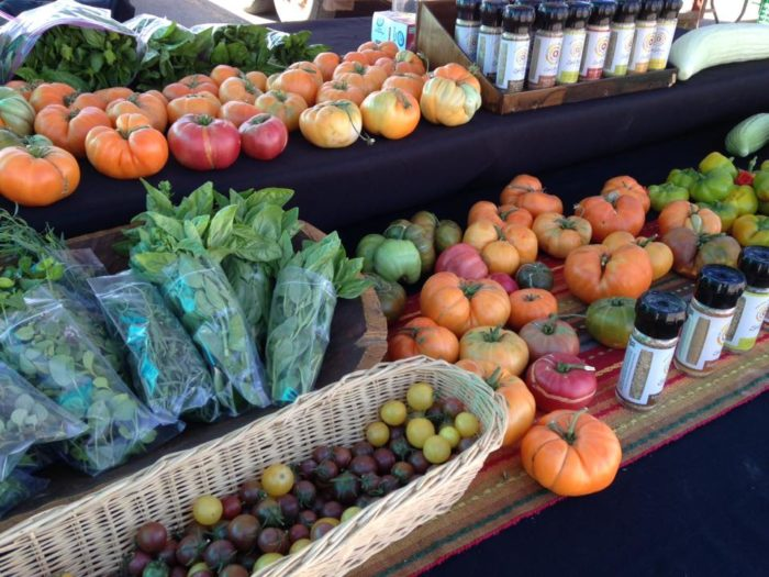 Farm bureau farmers market in murray park is the oldest in - Market place at garden state park ...