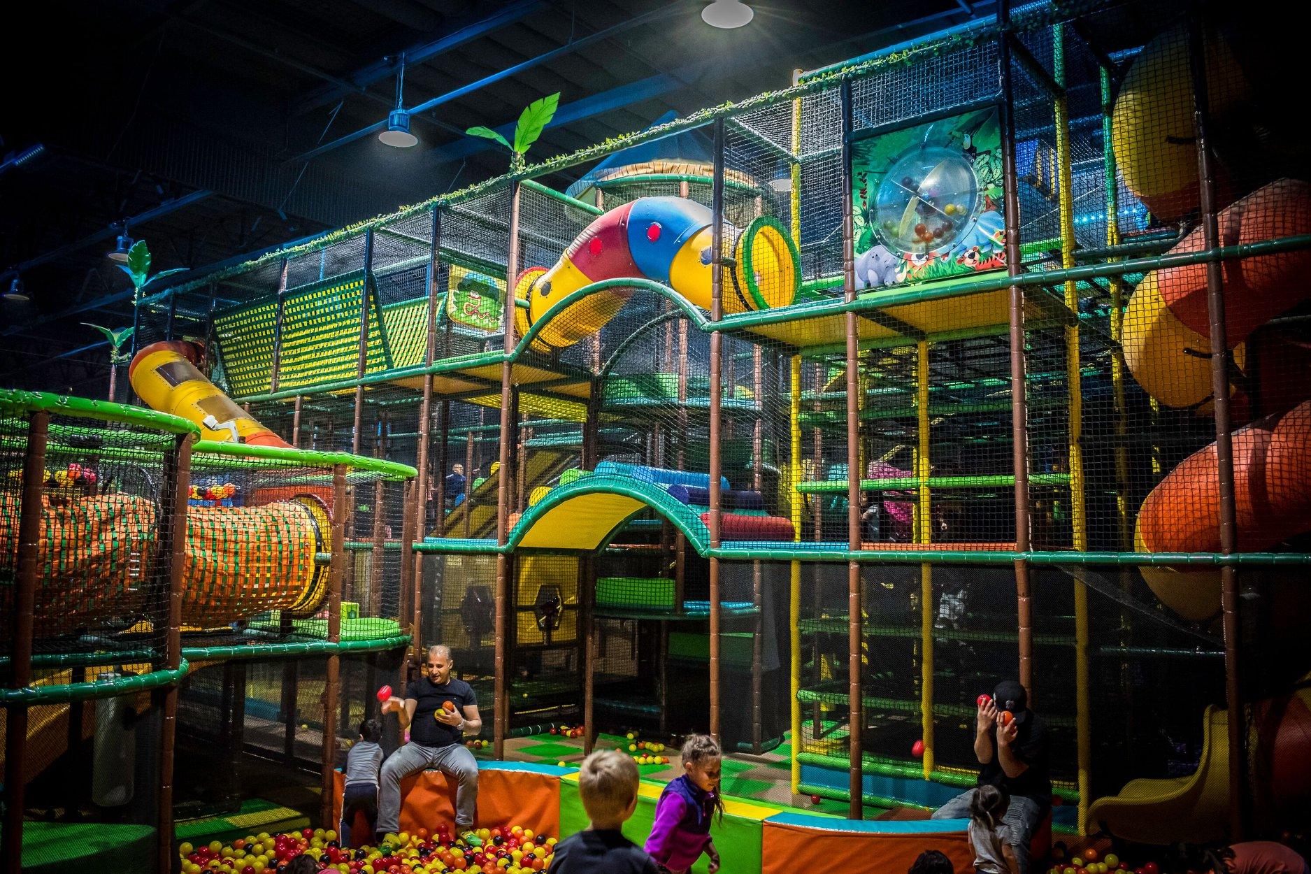 Indoor playground tampa