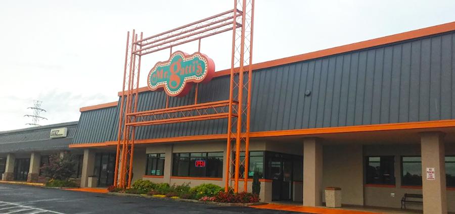 Mr Gatti S Pizza Buffet In Spartanburg South Carolina Will