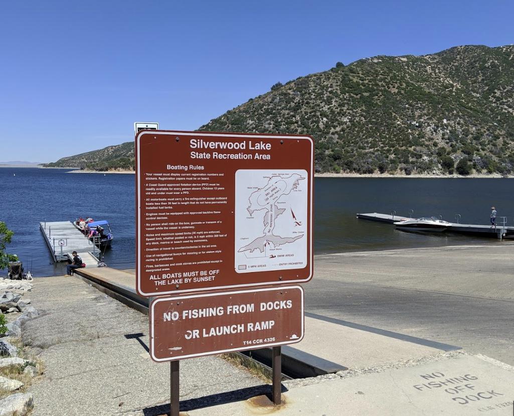 Silverwood Lake: A Crystal Clear Lake In Southern California