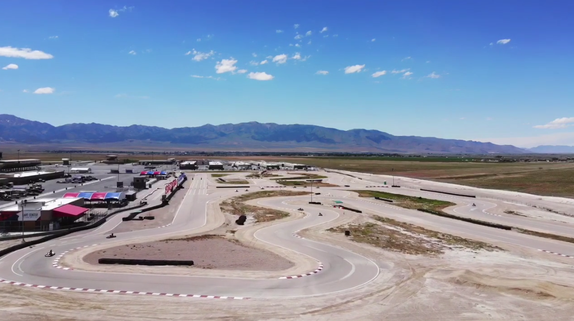 Go Kart Dallas >> Utah Motorsports Campus Has The Largest Go-Kart Track In The State