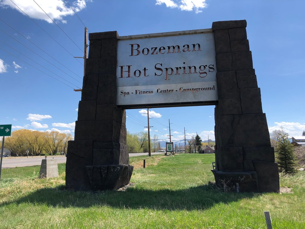 Soak Under The Stars At Bozeman Hot Springs In Montana