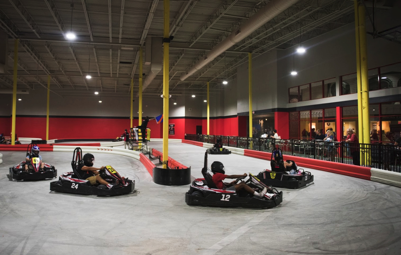 Indoor Go Karts Nashville >> Autobahn Indoor Speedway Best Indoor Go Kart Racing In Alabama