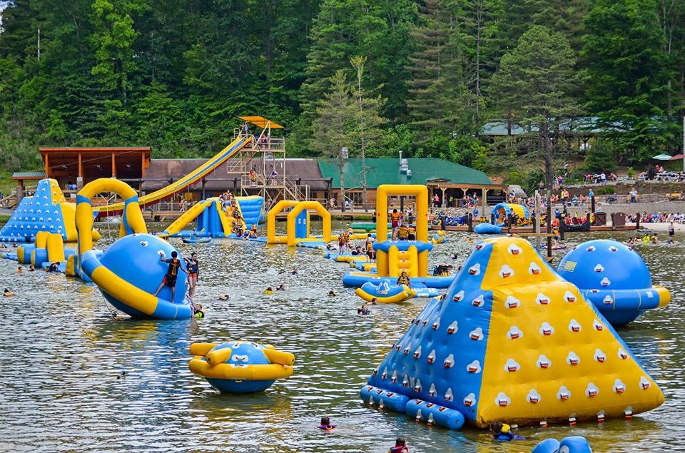 Ace Adventure Resort The West Virginia Adventure Park