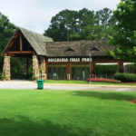 The One Park In Alabama With A Waterfall, A Scenic Trail, A Covered Bridge, And A Campground Truly Has It All