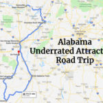 Take This One Day Road Trip To Experience Alabama's Most Underrated Attractions