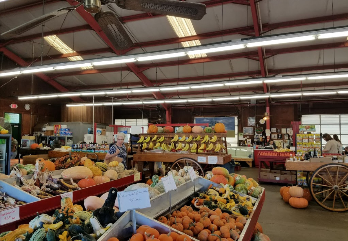 Greenville State Farmers Market Is Indoor & Year-Round In