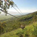 Take A Ride On The Longest Zipline In Hawaii At Flying Hawaiian Zipline